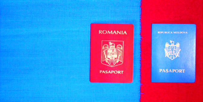 The blue passport is the symbol of all that the UK is giving up in the name of Brexit