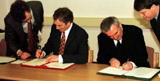 The marginalisation of women's rights in Northern Ireland, 20 years after the Good Friday Agreement