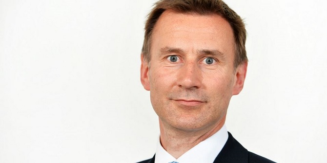 Jeremy Hunt's seven principles on adult social care reform: a new way forward or just rhetoric?