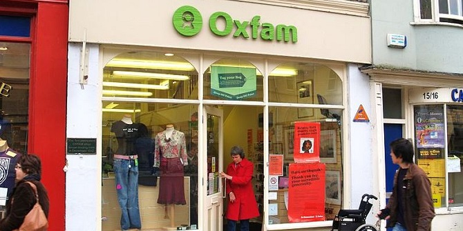 How is Oxfam being held accountable over the Haiti scandal?