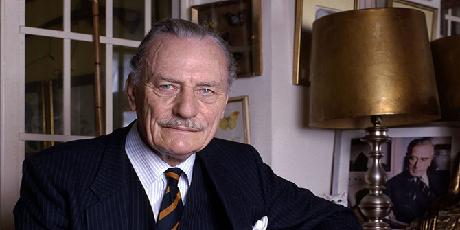 'Rivers of Blood' fifty years on:  Enoch Powell's rhetoric of blame and exclusion