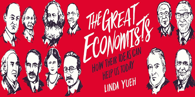 Linda Yueh: History's 'greatest economists' and how their ideas can help us today