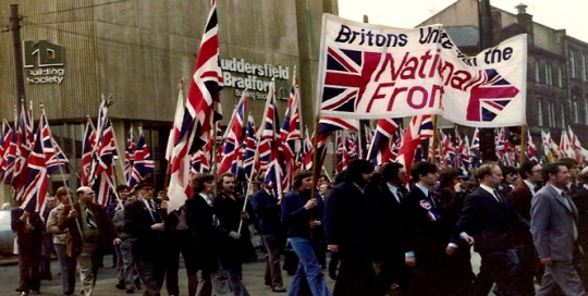 Book Review: 'Tomorrow Belongs to Us': The British Far Right since 1967