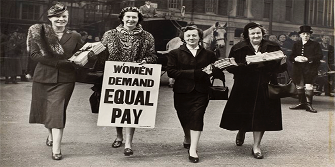 The Ford sewing machinists strike and the history of the struggle for equal pay