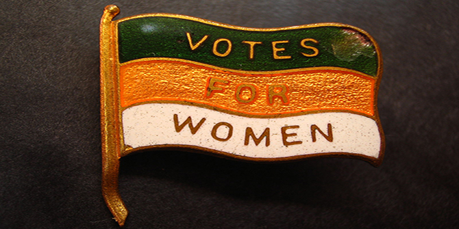 Helen Pankhurst on how far women's rights have come since the suffragettes