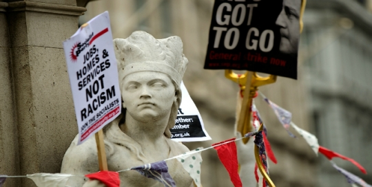 Book Review: The Circulation of Anti-Austerity Protest