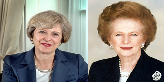 Is Theresa May a Thatcherite? Beneath the superficial similarities, there are important contrasts