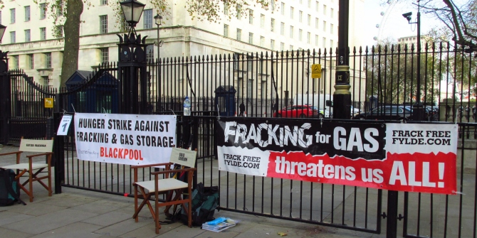Fracking in the UK: how could a technologically advanced society choose to destroy itself?