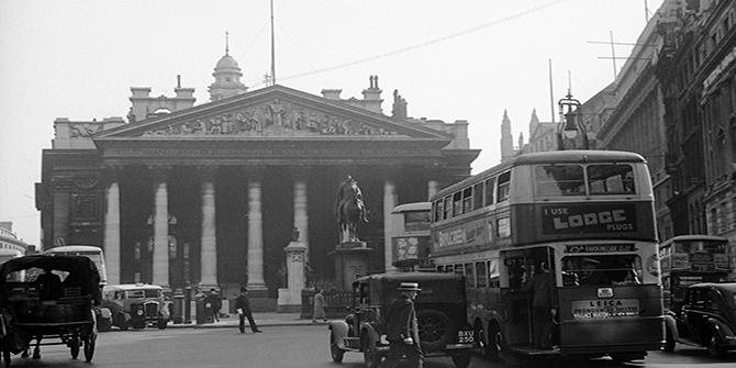 1931: When British trade turned inward