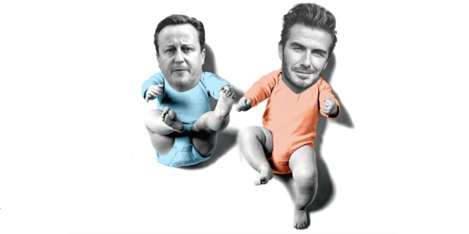 David Cameron, David Beckham, and the UK's social mobility problem