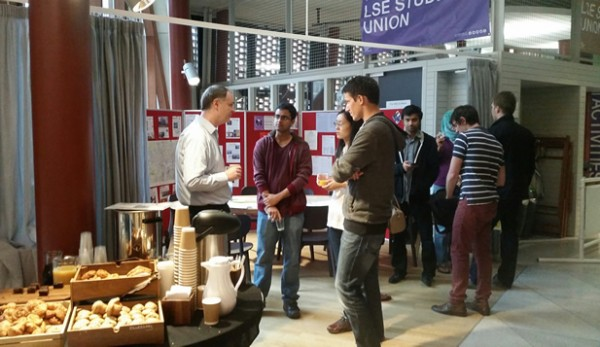 Find a Flatmate Event LSE