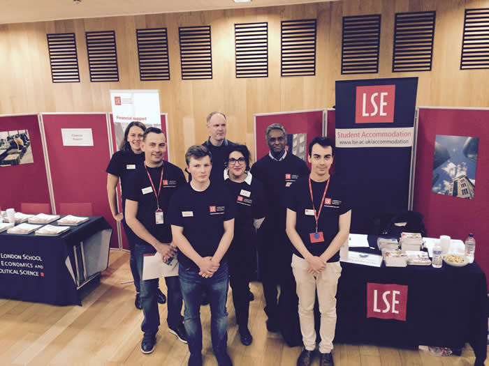 Student Accommodation Team at LSE