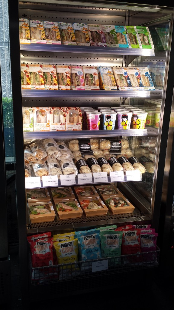 Fresh exciting new soup range and ramen noodles.
