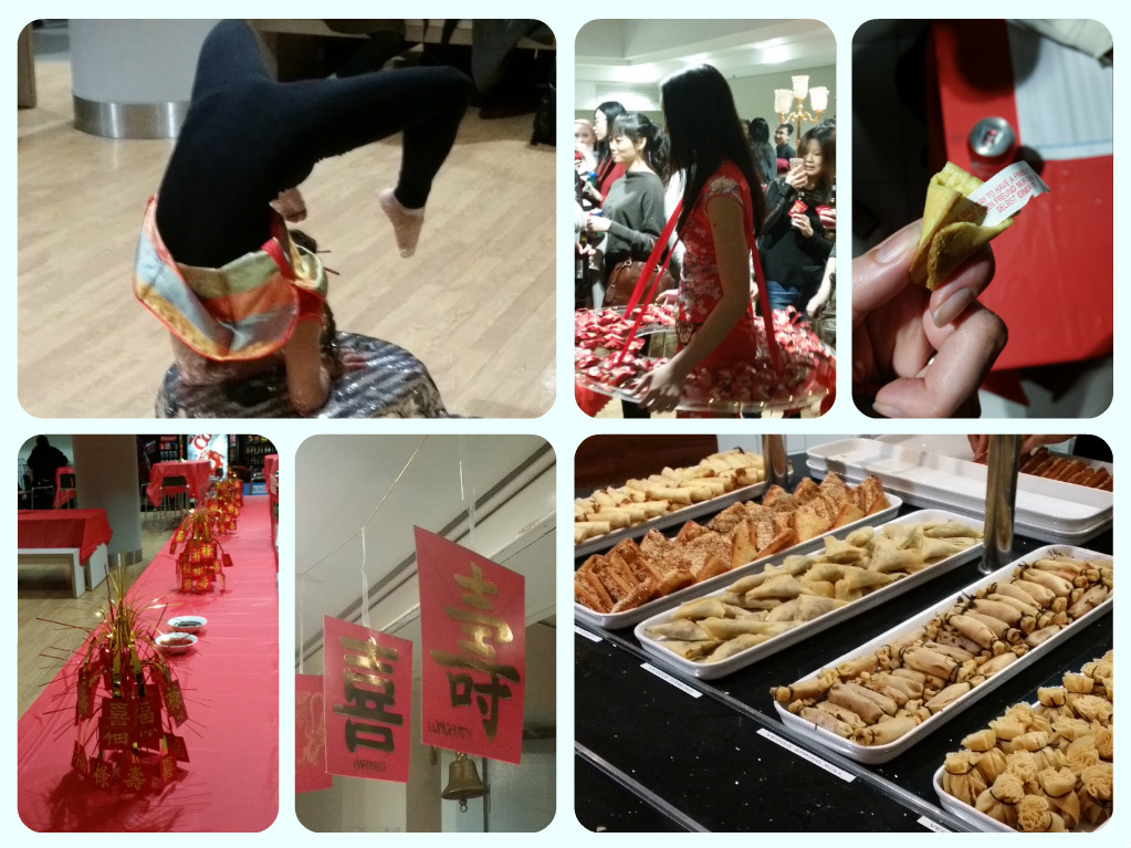 Photos from Lunar New Year celebrations