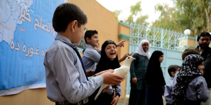 Peacebuilding in Afghanistan: the role of religious civil society