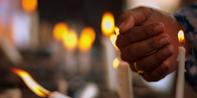 The religious and the secular: Why social scientists should take prayer seriously