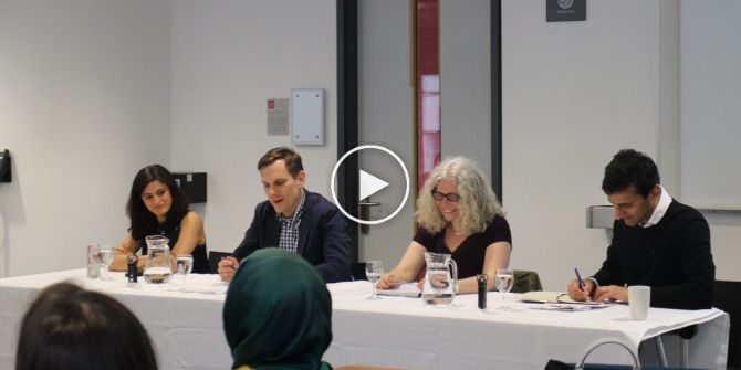 EVENT VIDEO: Christian Identity and (In)Tolerance in Secular Western Europe