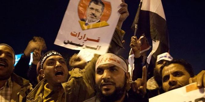 The Muslim Brotherhood as a product of a secular age