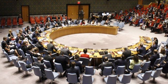 'Collaboration between faith and non-faith actors is vital': The Anglican Communion at the UN