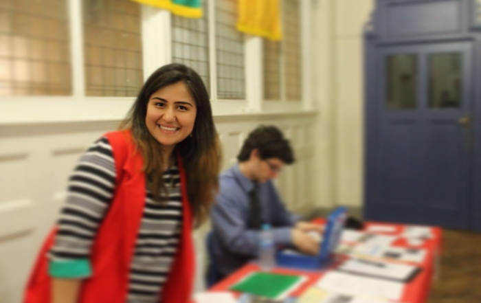 On Rabia Nasimi – Making a difference to refugees from Afghanistan finding a place within British society