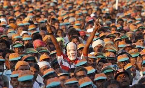 INDIA_-_Elezioni