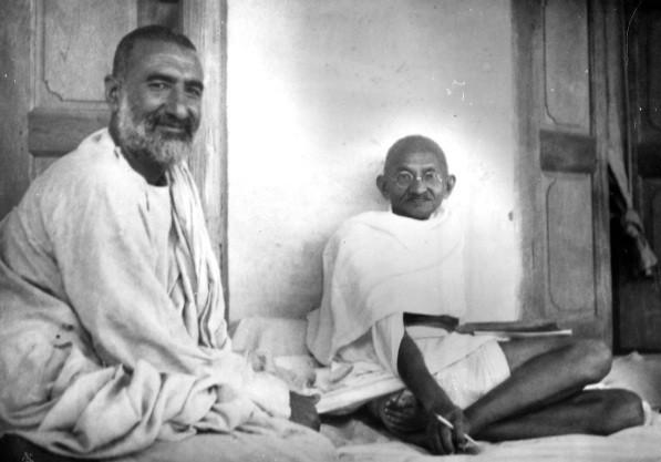 Gandhi Frontier Gandhi