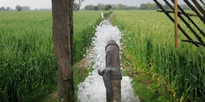 Irrigation in Uttar Pradesh