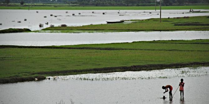 Deluge Credit: Amir Jina
