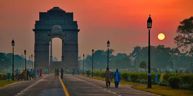 Waseem Anls India Gate