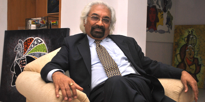"""""""We need a new world economic order. The old systems do not serve the needs of the information society"""" – Sam Pitroda"""