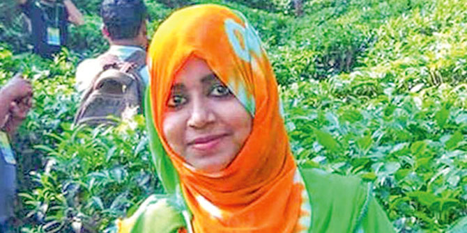 'We Are Tonu': Why has the murder of a 19 year old student sparked mass protests in Bangladesh?