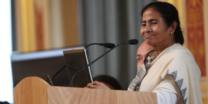 Mamata Banerjee Credit: Foreign and Commonwealth Office