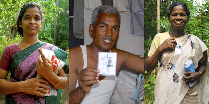 For the vast majority, being able to cast a vote freely is an affirmation of their status as equal citizens of India