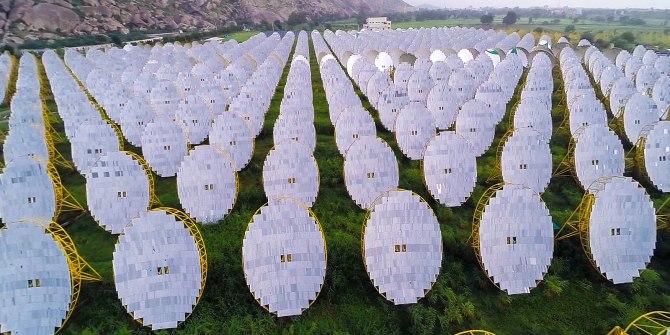India One Solar Thermal Power Plant_Brahma Kumaris