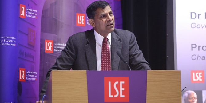Raghuram Rajan_LSE