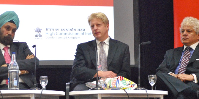 """""""India sees the UK as its gateway to Europe. We should not give Indian firms reason to doubt this is the right place to invest"""" – Jo Johnson MP"""