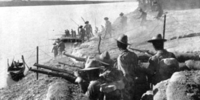 Burma War by George Rodger LIFE