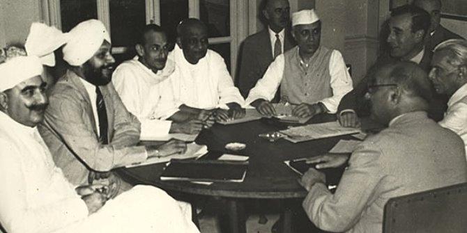 Plan for the transfer of power 3 June 47