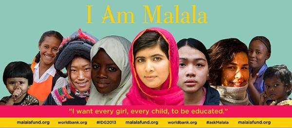 I am Malala image