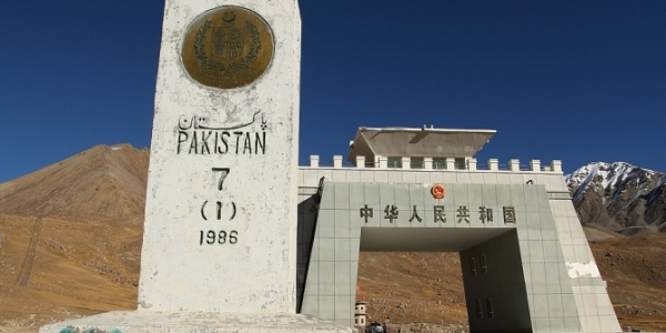Khunjerab Pass on the border between Gilgit–Baltistan in Pakistan and the Nagar District of China's Xinjiang region. Credit: Keith Tan CC BY-NC-ND 2.0