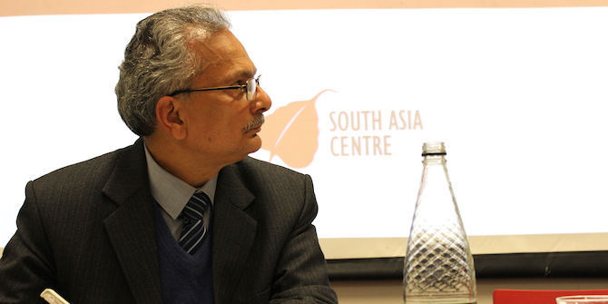 """We need a new system where individual rights are respected and the state plays a responsible role in providing security to those who need it"" – Baburam Bhattarai"