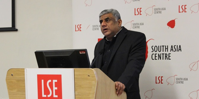 """India is essentially in denial about the costs of democracy"" – Rajeev Gowda"