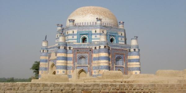 Mausoleum of Bibi Jawindi, Uch