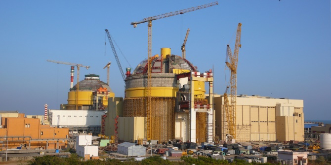 Nuclear Supplier's Group: Finding entry points