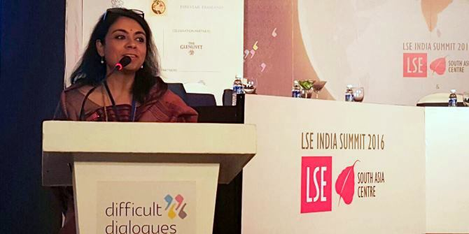 Looking forward to India @ 70: LSE India Summit 2017