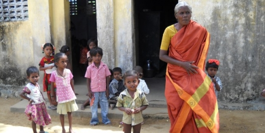 Where is the $2 billion for Indian mothers?