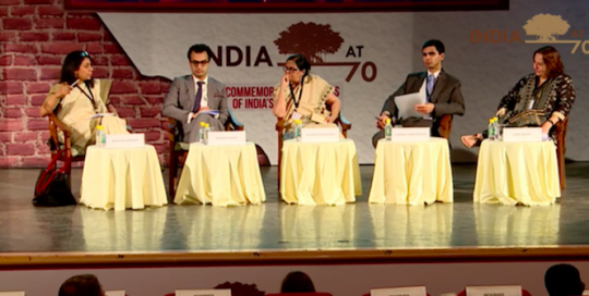 India @70: Citizenship and the Constitution of India