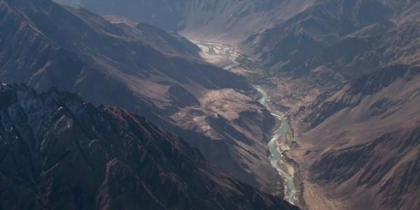 The Indus, Pakistan. Credit: Guilhem Vellut CC BY 2.0