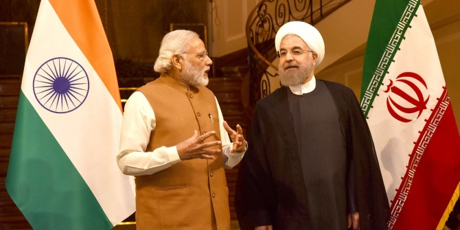 Rouhani's victory and India-Iran ties