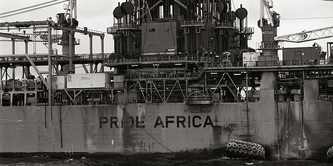 Author Response: India and China in Africa: A comparative perspective of the oil industry by Raj Verma